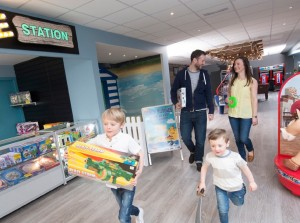 Redemption games continue to be a huge industry trend. Photo: Parkdean Resorts.