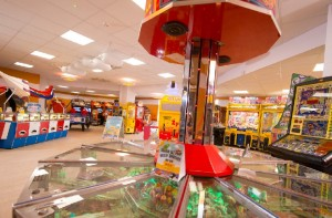 Parkdean Resorts purchase new machines in conjunction with arcade operator Playnation at the start of each holiday season.