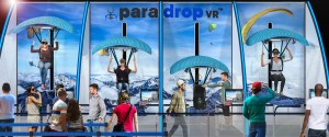 Frontgrid recently launched their world-first, immersive paragliding attraction ParadropVR.