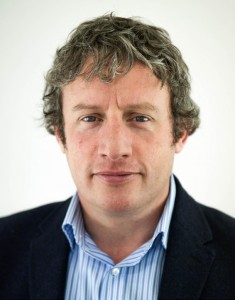 Matt Wells, co-founder and Chief Executive of Frontgrid Ltd.