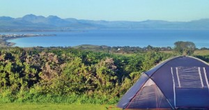 The Willows, a multi-award winning caravan and camping park near North Wales' seaside resort Abersoch, is up for sale.