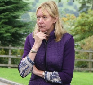Pooley Bridge holiday park owner, Barbara Allen, has launched a parliamentary petition to try and force MPs to debate dredging