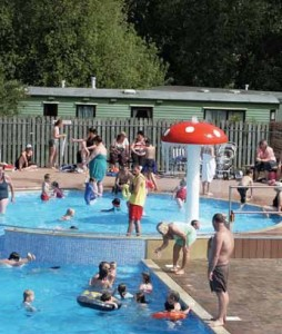 South Northamptonshire Holiday Park Scene
