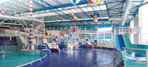 Making A Splash Holiday Park Pool Of The Year Holiday
