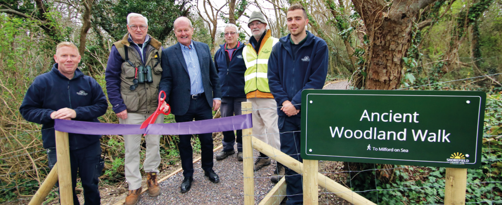 Five Star Holiday Nature Trail Unveiled