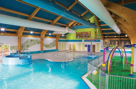 Hoburne bashley holiday park scene - Holiday homes in somerset with swimming pool ...