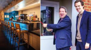 Kent Park Unveils New Clubhouse