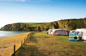 Ideally located next to its own privately owned sandy beach on Cornwall's south coast, Pentewan Sands Holiday Park offers guests a host of accommodation options.