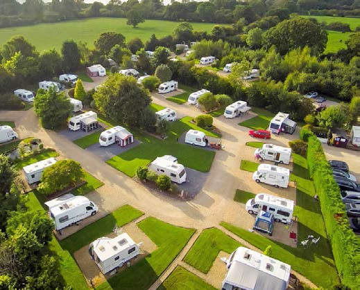 Bath Chew Valley is making itself even more motorhome friendly.