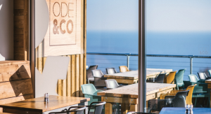 The ODE&CO restaurant offers breakfasts, fresh-baked breads, artisan coffees, lunch and dinner menus that feature fresh pasta, salads, grills, seafood and wood-fired oven pizzas