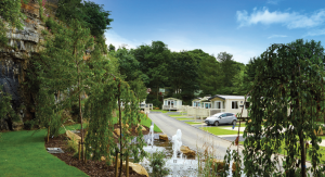 Park Leisure's new Hawkswick development boasts seven brand new holiday lodges.