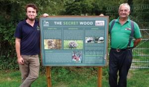 Praise For Secret Wood