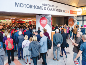 Strong Motorhome and Caravan Show