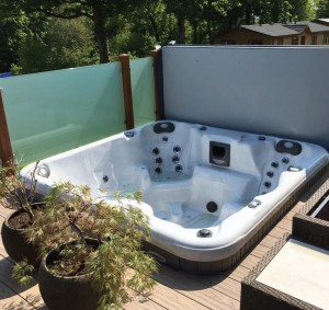 "North-Wales based, UK Leisure Living offers 10 holiday hot tubs in its fully-compliant Aspen range from four seater to eight seater in a range of colours and sizes and at different prices.Supplying hot tubs to some of the country's biggest parks,UK Leisure Living ensures its spas are fit for purpose whether residentially-owned or a holiday let.""Our spas are holiday compliant and have an ozone and in-line chemical feeder as standard,"" explains UK Leisure Living's Gareth Jones.""Our Aspen range have a simple layout and components canbe easily replaced,"" adds Gareth.""We stock, in our large showroom, almost all of our holidaycompliant hot tubs. This means if a spa does go down, we can borrow a part of a floor model, repair quickly and get it back up and running very quickly, minimising down time.UK Leisure Living Tel. 0845 034 35 50 www.hottubsnorthwales.biz"