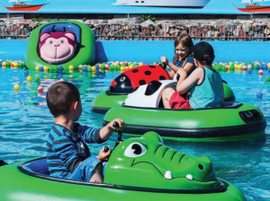 World of Rides have served the holiday park industry with a fully comprehensive range of coin-operated leisure rides and equipment for nearly five decades.
