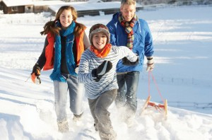 Park owners are feeling optimistic about the winter months ahead and are gearing up for busy festive period.