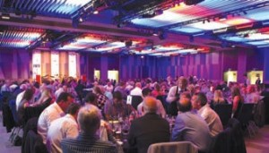 The UK Pool & Spa Awards night took place at the new Resorts World in Birmingham and celebrated the achievements of the entire water leisure industry.