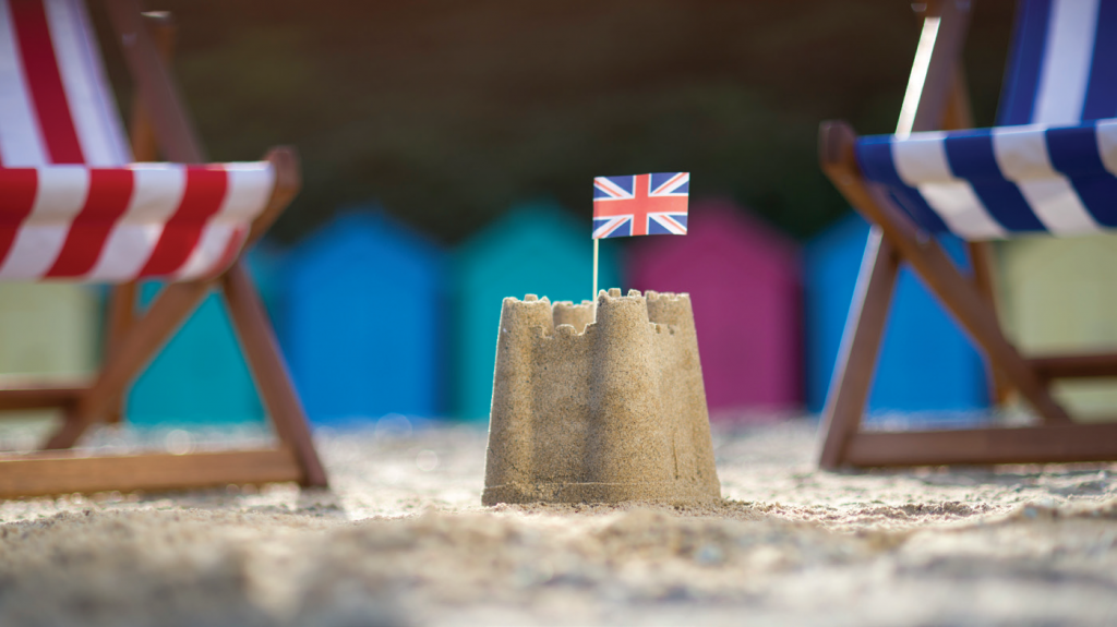 brexit bonus for uk holiday sector