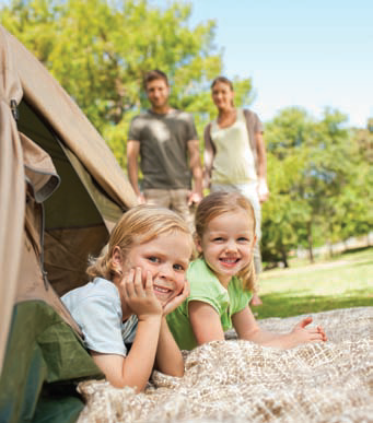 The total camping trips taken figure is expected to rise to 17.9 million in 2017 and to over 21 million in 2020.