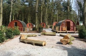 Oaker Wood Leisure launched its second woodland glamping village at the start of 2015 and says overnight stays there are up by more than 100 per cent.