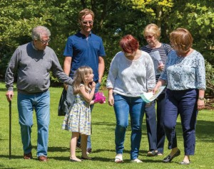 Multi-generation holidays are becoming increasingly popular. Pic: VisitEngland/ Joe Wainwright Photography