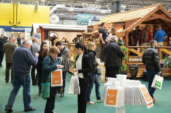 The Holiday Park & Resort Innovation show returns to Birmingham in November.