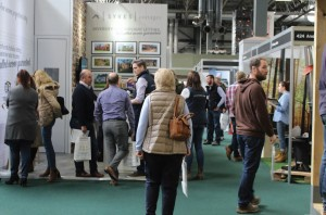 HPI ran alongside the Farm Business Innovation and Country House Innovations Shows covering halls 8 and 9 of the NEC, with an overall audience totalling 7,898 leisure business owners.
