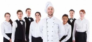 Those working in the hospitality industry are the most likely to socialise and find life-long friends with people they've met through their jobs.