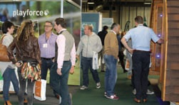 The Holiday Park & Resort Innovation Show took place at the NEC in Birmingham from November 11-12 inclusive