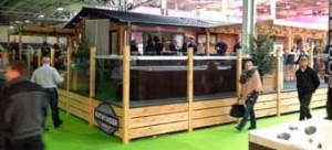 Pathfinder Homes launched The Summit lodge at the Ideal Home Show in April.