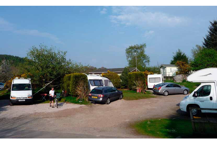 The Thistle Holidays Parks initiative focuses on promoting the quality of Scotland's best holiday and camping parks.