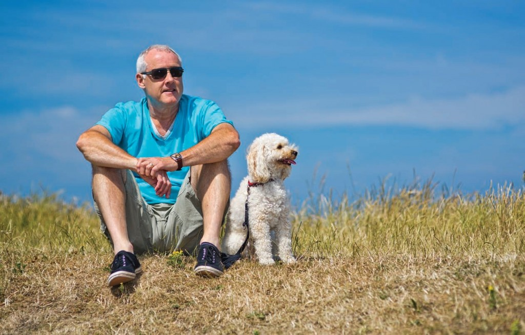 Dog-friendly caravans are a popular choice for holidaymakers and are available at all Thornley Leisure parks.