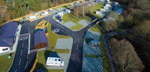 Following £1 million investment, Llanberis Touring Park has received a five star grading from VisitWales.