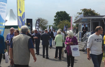 The World of Park & Leisure Home Show will return to Stoneleigh Park from June 9 – 12 inclusive.