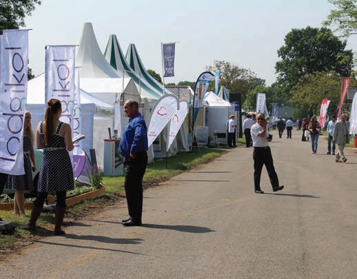 The World of Park & Leisure Homes Show took place at Stoneleigh Park in Warwickshire in June.