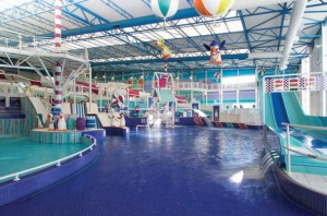 The pool at Craig Tara Holiday Park was named Holiday Park Pool of the Year at the recent UK Pool & Spa Awards.