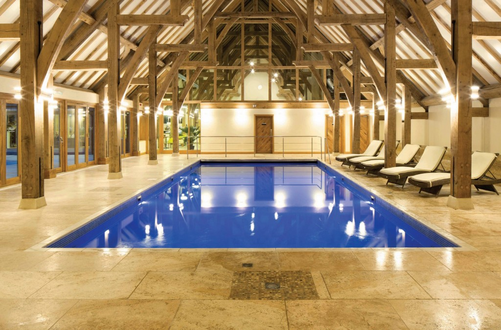 The overall category winner and coveted Holiday Park Pool of the Year title went to Tydd St Giles Golf & Country Club at the recent UK Pool & Spa Awards.