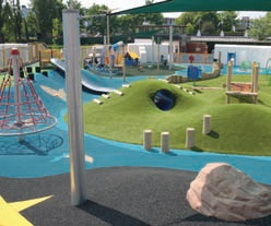 Wicksteed Playgrounds has made significant investments this year; in its manufacturing centre, through new technology and increasing skilled personnel.